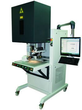 Faserlasersystem e-Solarmark FL Advanced von Solaris Laser S.A.
