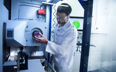 Solaris Optics setzt MRF® Technologie ein