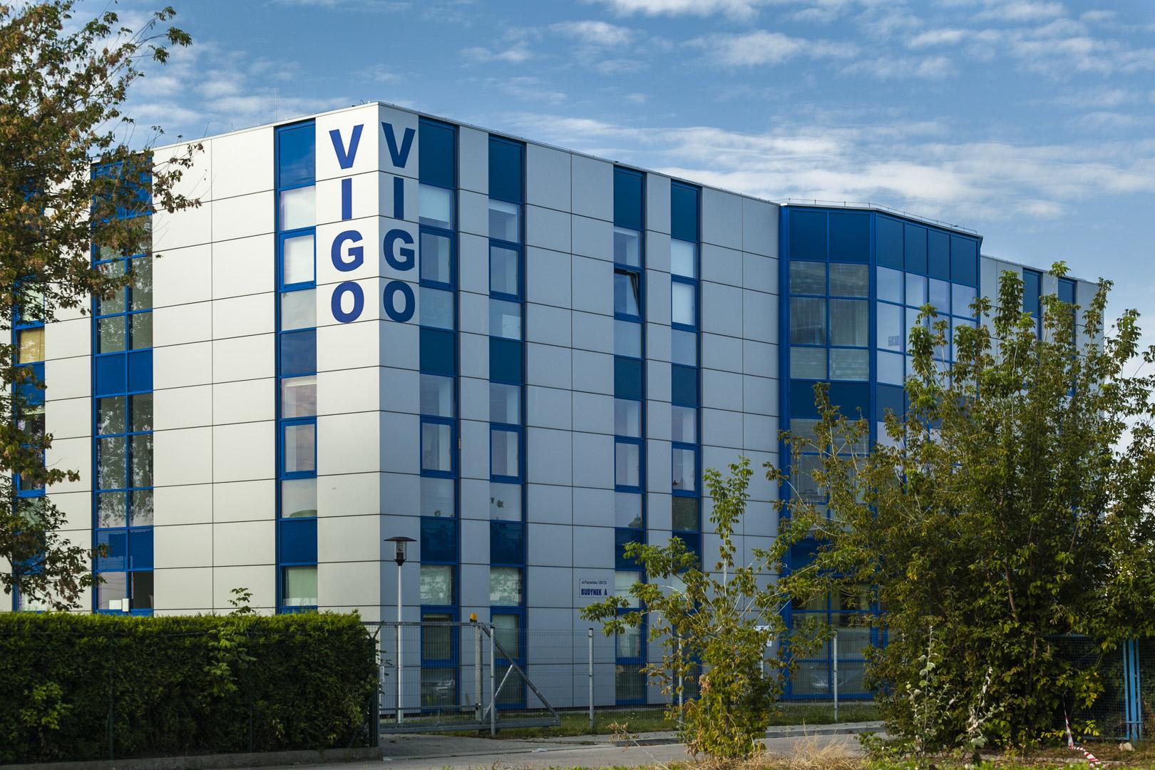VIGO Firmensitz