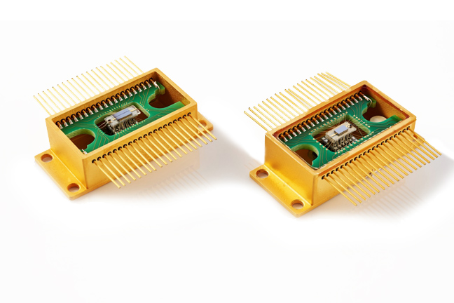Quadranten-Detektoren und Arrays