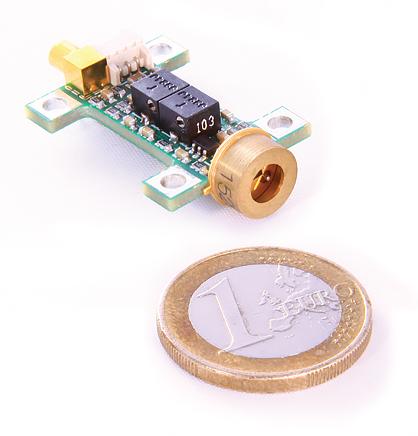 Transimpedanz Vorverstärker