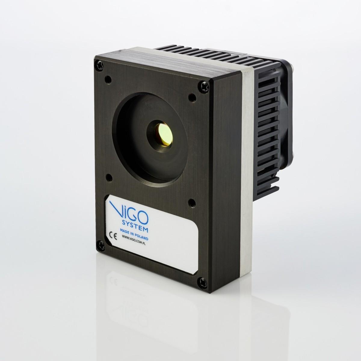 Breitband Infrarot-Detektor Modul mit integrierter Kühlersteuerung